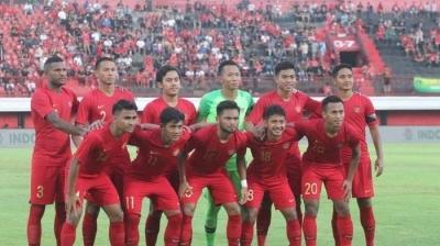 Rasain Timnas Indonesia Kalah Telak!