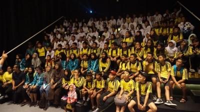 Hari Air Sedunia Gratis Masuk Museum Air Jogja Bay