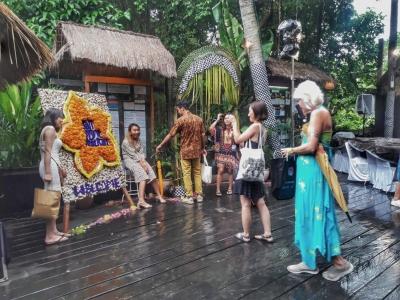 Semarak Pembukaan Bali Spirit Festival 2019