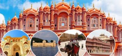 Mengenal Kota Jaipur, Si Cantik di India!