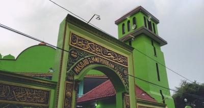 Wisata Religi JadiPergi di Kampung Pecinan, Incar Masjid Jami' Pekojan Semarang