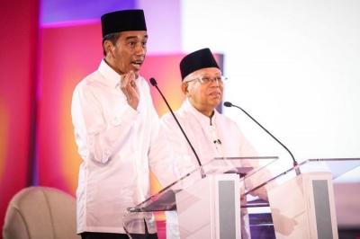 12 Lembaga Survei Ini Unggulkan Jokowi-Amin, Pendukung Harus Optimis
