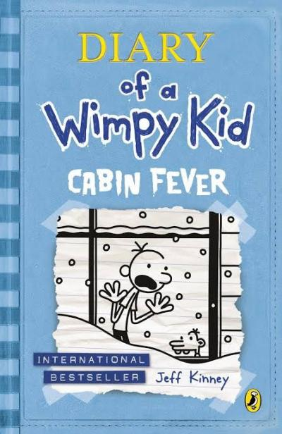 """Resensi """"Diary of a Wimpy Kid"""""""