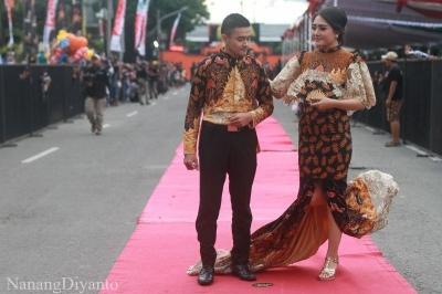 Batik Street Exhibition, Bangkitnya Kejayaan Batik Ponorogo