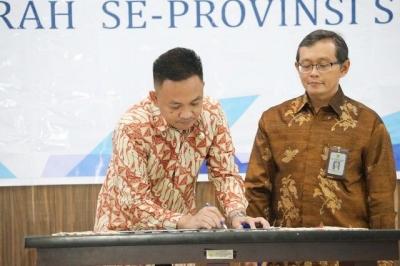 Bantaeng dan 12 Daerah di SulSel Serahkan LKPD Tahun 2018 ke BPK RI