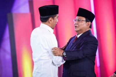 Titik Lemah Jokowi dan Prabowo dalam Debat Keempat Pilpres 2019