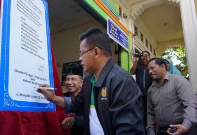 Wali Kota Banda Aceh, Buang Sampah Sembarangan Didenda 10 Juta Rupiah