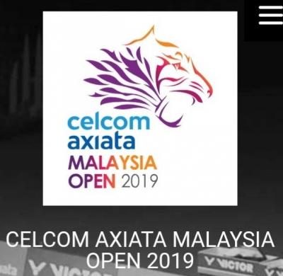 Peluang Indonesia di Malaysia Open 2019