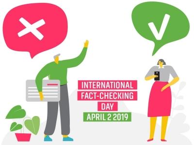 """Yuk Mengenal """"International Fact Checking Day"""""""