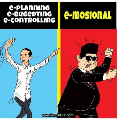 Prabowo, Mantan Tentara yang Tak Bisa Jadi Pemimpin Negara