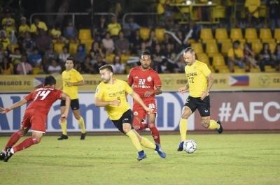 Piala AFC, Persija Gagal Curi Poin di Filipina