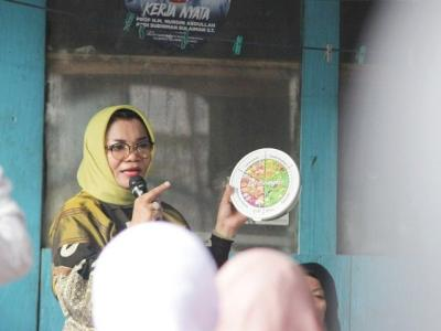 Kunjungi Bantaeng, Ketua YKI SulSel Sosialisasi Pengurangan Sampah Plastik