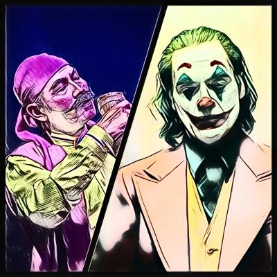 Joker dan Sengkuni