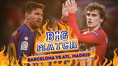 Barcelona Vs Atletico Madrid (3)