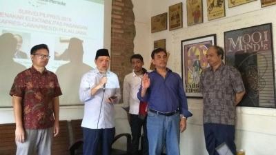 Survei SMI: Penduduk Jawa Kecewa, Jokowi-Ma'ruf 49,32% Keunggulan Naik Tipis
