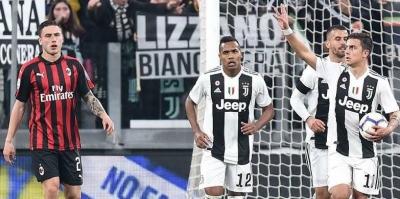 "Juventus Sudah ""Pasti"" Juara"