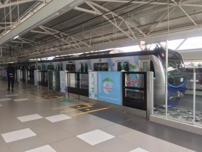 Perlu Waktu Membudayakan Simpan Sampah di Area MRT Jakarta