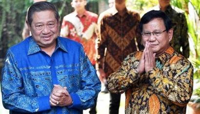 Surat dari SBY dan Mimpi Buruk Prabowo