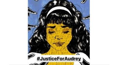Saatnya Cebong dan Kampret Bersatu untuk Audrey #JusticeForAudrey