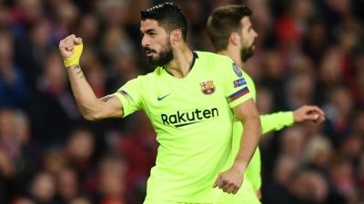 Gol Hadiah untuk Barcelona di Old Trafford