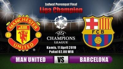 Manchester United Vs Barcelona: Neraka! (4, Tamat)