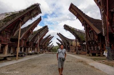 Berbagi Cerita dari Tana Toraja
