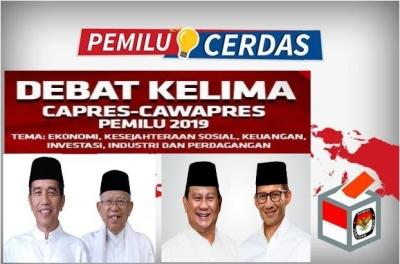 Debat Kelima Jokowi vs Prabowo, Babak Penentu