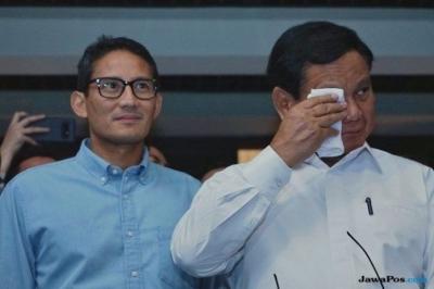 Kasihan Prabowo-Sandi, Pendukungnya Masih Merengek