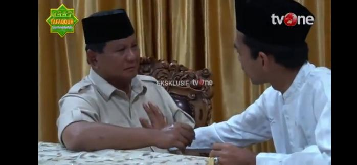 Poin-poin Penting dari Tausiyah Khusus UAS kepada Prabowo Subianto