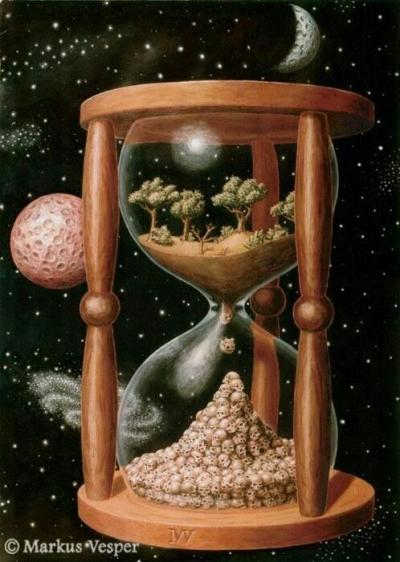 Pemboros Waktu dalam Hidup
