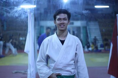 Kenalin Nih, Atlet Judo Andi Sonjaya, Muda dan Berbakat