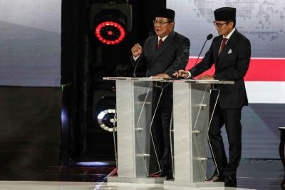 Blunder Kampanye Akbar di GBK, Prabowo Tak Mampu Menebusnya pada Debat Capres