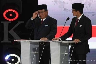 Prabowo-Sandi Layak Menggantikan Jokowi-JK