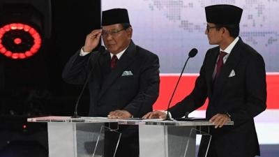 Puaslah Prabowo, Politik Belah Bambu dan Belah Durian Telah Dimainkan