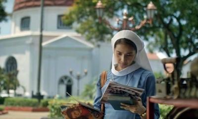 """""""Ave Maryam"""", Kisah Pergolakan Batin Antara Kesetiaan dan Cinta Sesaat"""