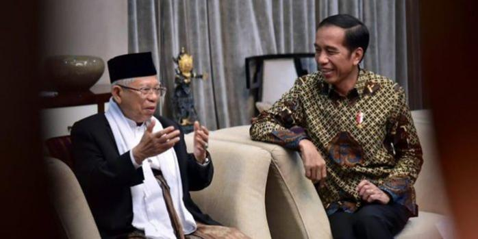 KH Ma'ruf Amin adalah Cara Jokowi Satukan Kembali Bangsa ini!
