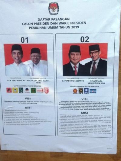 Gelora Warga Mekarjaya Depok di Pemilu 2019