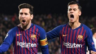 Barcelona Vs Manchester United: Nafsu Besar Doang!