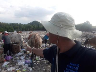 Pemerintah Wajib Memberi Kompensasi Dana Bau Sampah Warga Terdampak