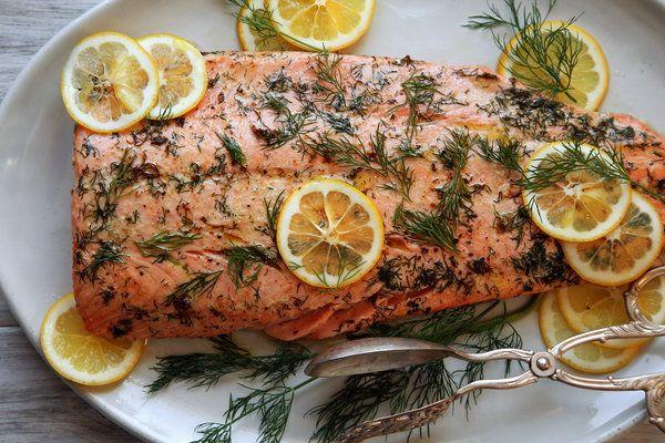 Ketahui Fakta tentang Salmon GMO