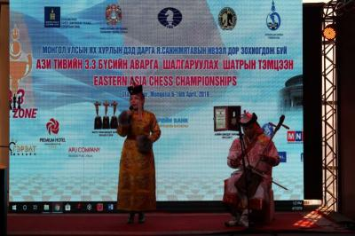 GM Susanto Megaranto Tampil sebagai Juara Eastern Asia Chess Championship FIDE Zone 3.3