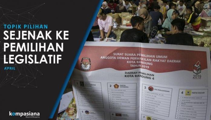 [Topik Pilihan] Sejenak ke Pemilihan Legislatif