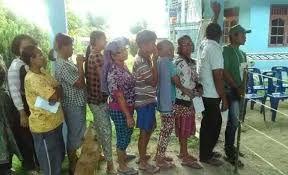 Lihatlah Saat Pemilu, Orang Indonesia Bisa Disiplin Antri