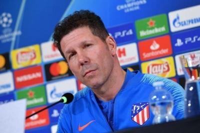 Simeone: Costa Seperti Binatang