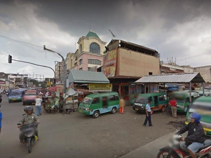 Bandung 1964, Kericuhan di Awal Pembangunan Terminal Bus Kebon Kelapa