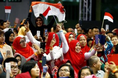 Indonesia Akan Maju Jika Seluruh Rakyat Bersatu Pasca Pemilu
