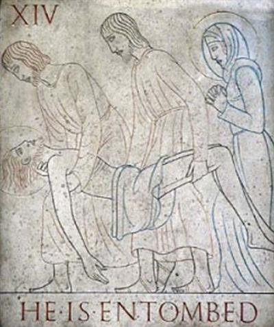 Puisi | Jalan Salib, Yesus Dibaringkan di Dalam Kubur