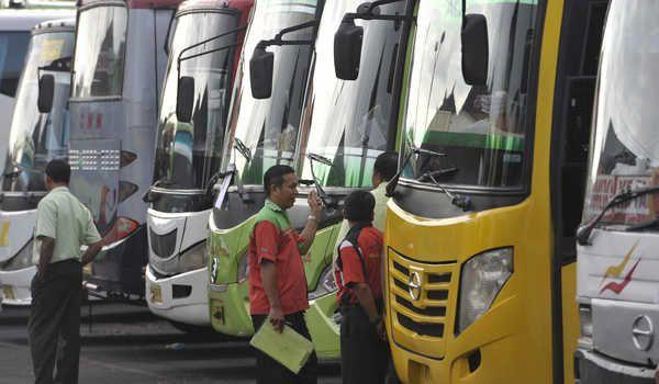 Bus Jakarta-Padang Bergairah Lagi