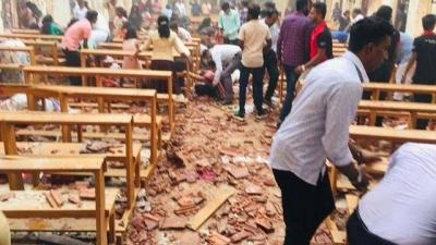 Pelaku Peledakan Bom di Hari Paskah, Ekstrimis Buddha?