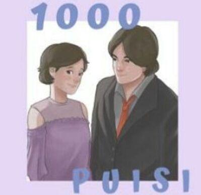 Seribu Puisi dalam 10 Menit